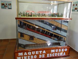 Museo Minero Escucha. Teruel