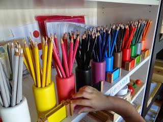 Caja de colores nº 2. Extensiones