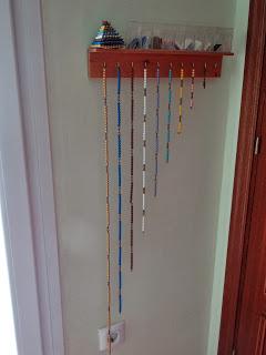 Cadenas Cortas y extensiones de primaria // Short bead chains and elementary extensions