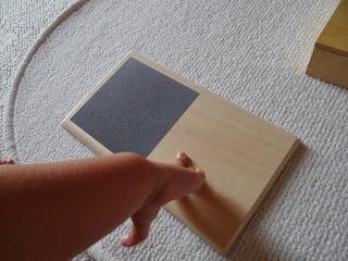 Tablas rugosas y lisas//Rough And Smooth Boards Set